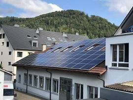 PV-Anlage, Sonnenenergie,